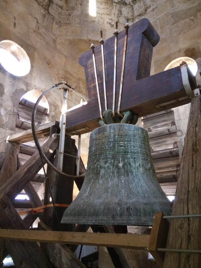 Journées du patrimoine 2019 - Visite guidée du clocher et exposition