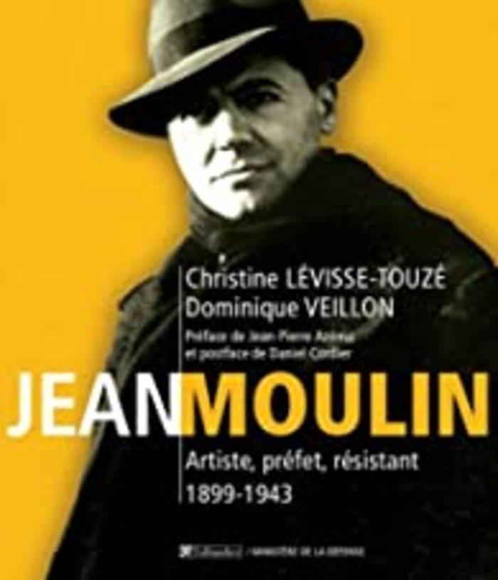 Journées du patrimoine 2020 - Conférence autour de Jean Moulin, artiste, préfet, résistant