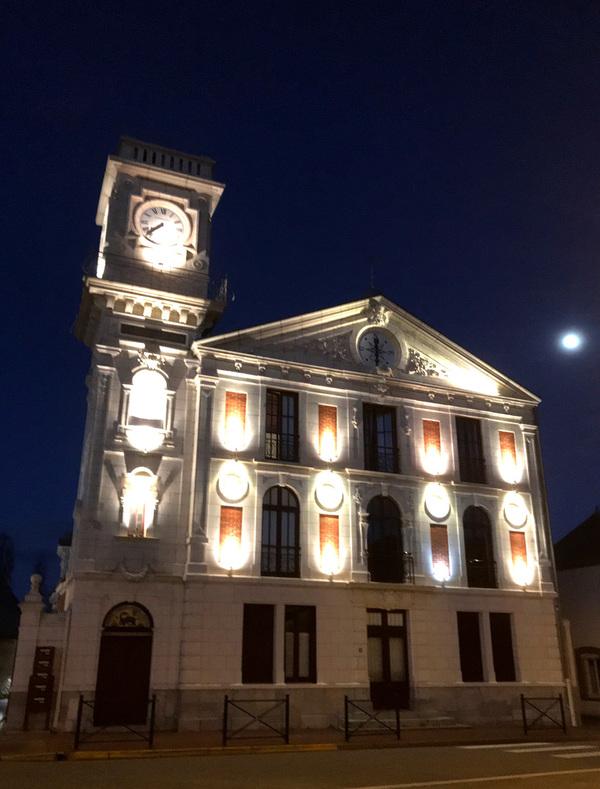 Nuit des musées 2019 -Visite à la chandelle