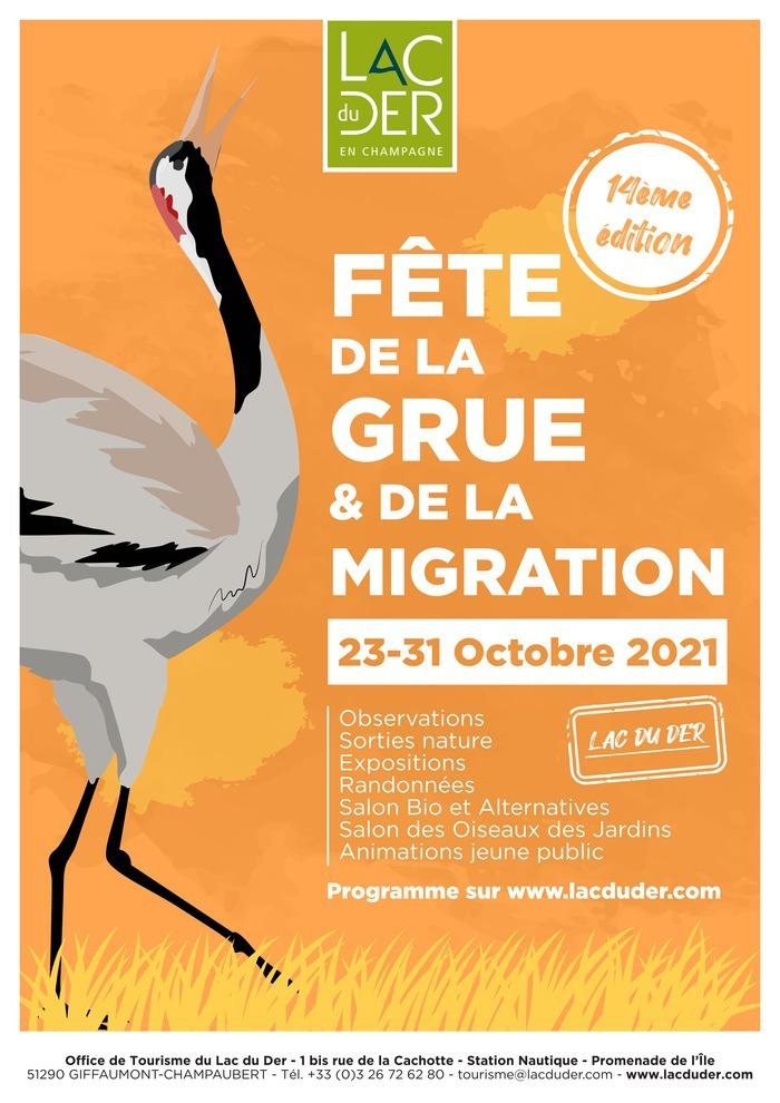 14ème Fête de la Grue et de la Migration