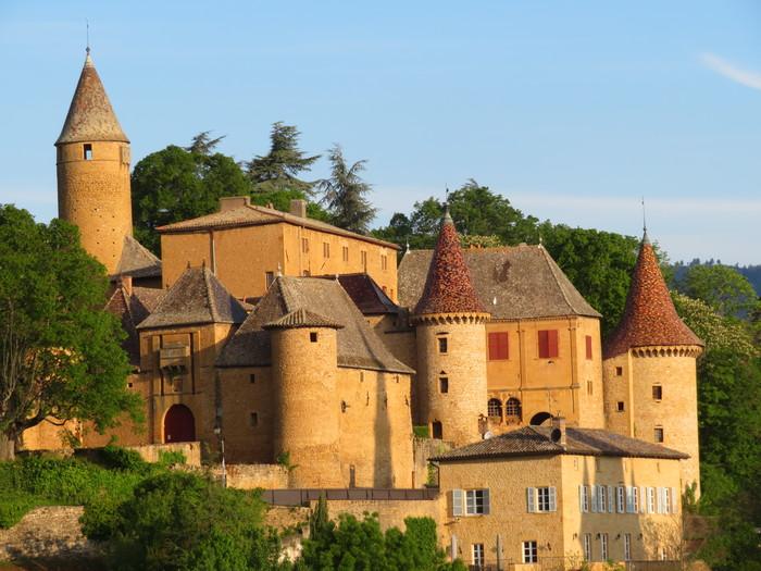 Journées du patrimoine 2020 - Visite guidée du château de Jarnioux