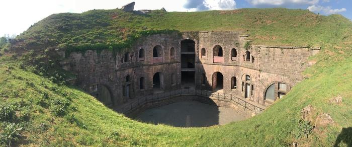 Journées du patrimoine 2019 - Circuit jeu au Fort Dorsner à Giromagny
