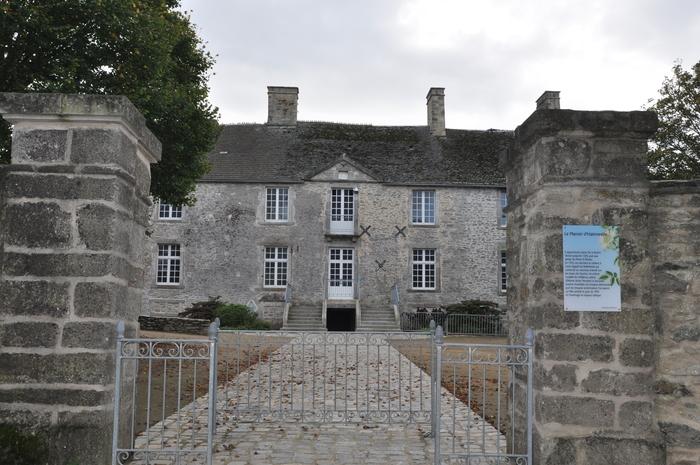 Journées du patrimoine 2019 - Visite guidée du manoir d'Hainneville et son parc