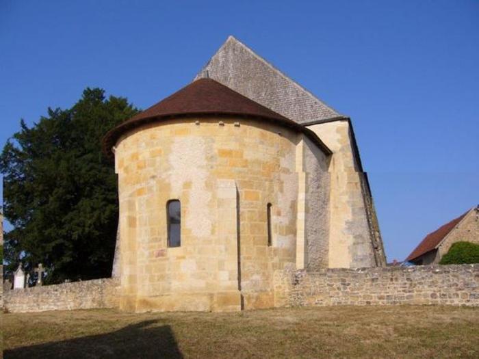 Journées du patrimoine 2020 - Visite de l'église Saint-Antoine des XIème et XIIème siècles, classée Monument Historique