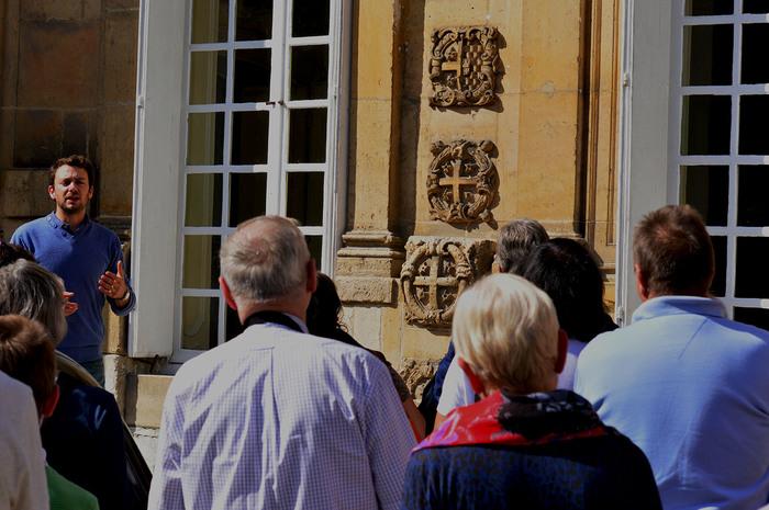 Journées du patrimoine 2020 - Visite guidée du château Taillis