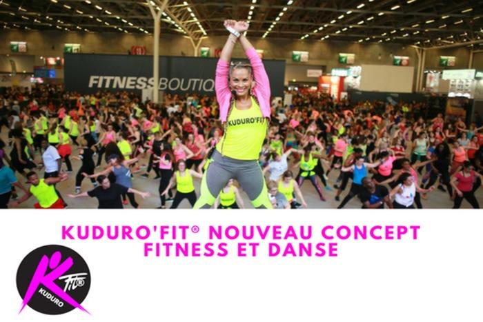 Stage Fitness Kuduro Fit - Pound