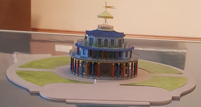 Journées du patrimoine 2020 - Conférence sur le site de la rondelle à Monswiller-Steinbourg : du kiosque chinois à l'étang de pêche