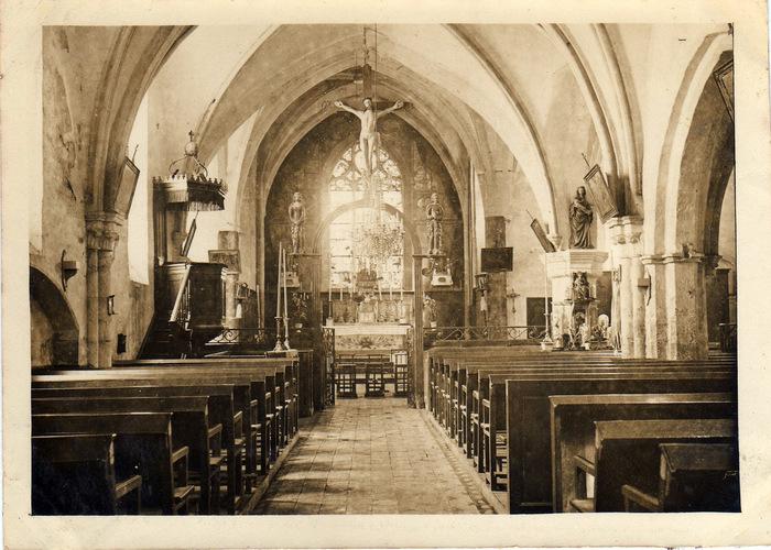 Journées du patrimoine 2020 - Visite libre de l'église et de la source Sainte Osmanne de Féricy
