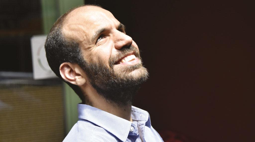 Le pianiste de jazz est en concert à la Chapelle du Méjan, à l'invitation du Cargo de Nuit.