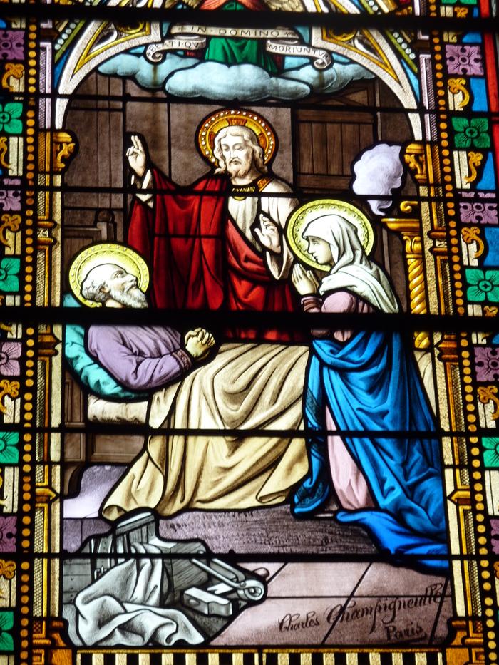 Journées du patrimoine 2019 - Visite commentée des Eglises de la Haute-Vallée
