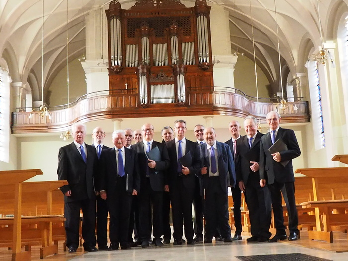 Journées du patrimoine 2020 - Concert de chants grégoriens