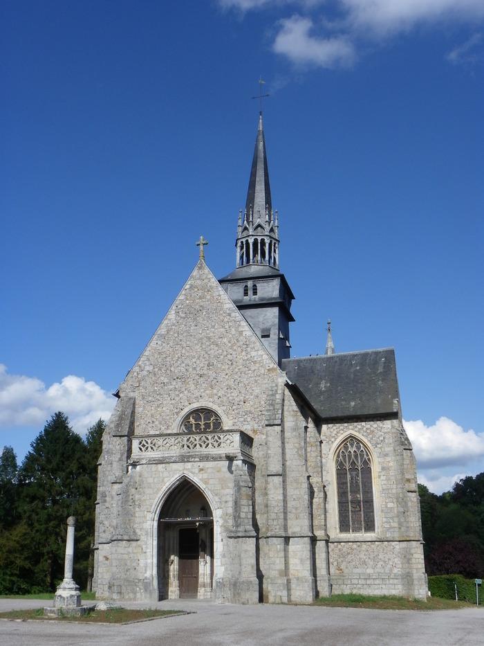 Journées du patrimoine 2019 - Visite guidée de la collégiale Saint-Michel de Blainville-Crevon