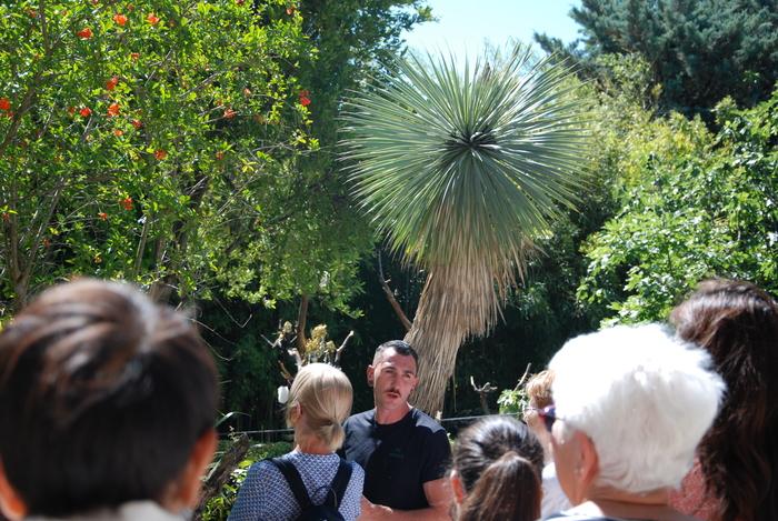 Journées du patrimoine 2020 - Visite guidée des jardins de la Villa Datris