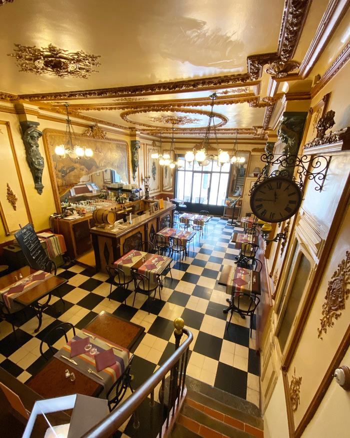 Journées du patrimoine 2020 - A la découverte du Café de la Loge