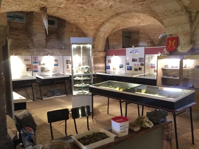Journées du patrimoine 2020 - Visitez le musée des fossiles et minéraux