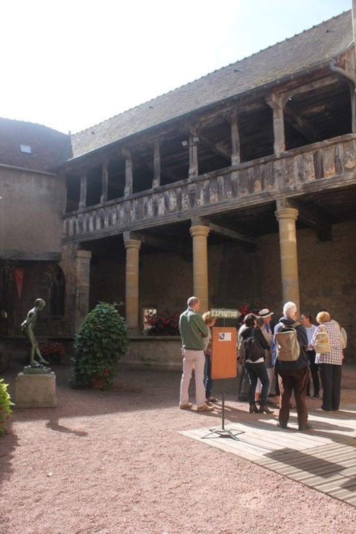 Journées du patrimoine 2020 - Visite guidée de Charolles