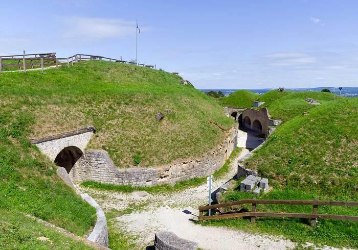 Journées du patrimoine 2019 - Le Fort du Mont-Bart