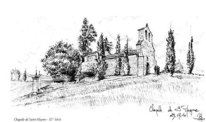 Journées du patrimoine 2020 - Visite d'une chapelle du XIe siècle