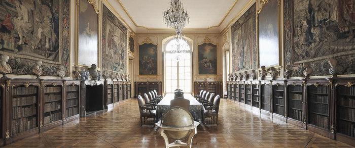 Journées du patrimoine 2020 - «Musées point de départ» — stand d'accueil, d'informations et de jeux du Palais Rohan