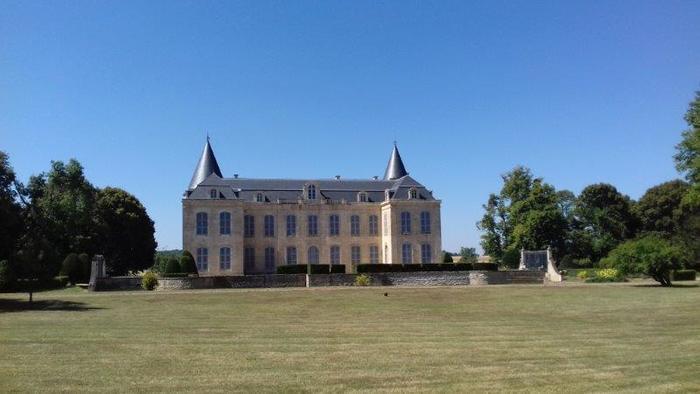Journées du patrimoine 2020 - Visite du parc du château de Trémilly