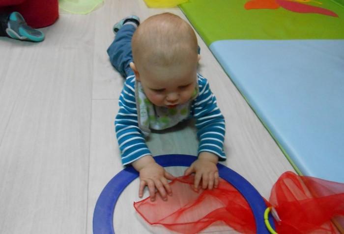 Baby circus - Ateliers cirque pour la petite enfance