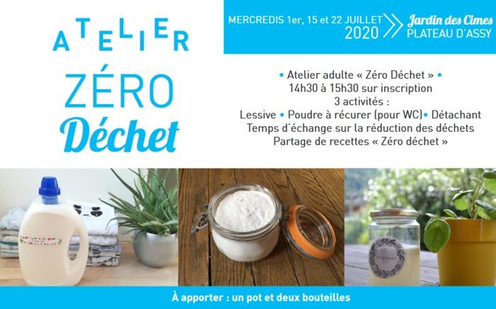 Atelier «Zéro Déchet»