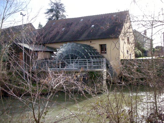 Journées du patrimoine 2020 - Moulin à glace sur le Loir