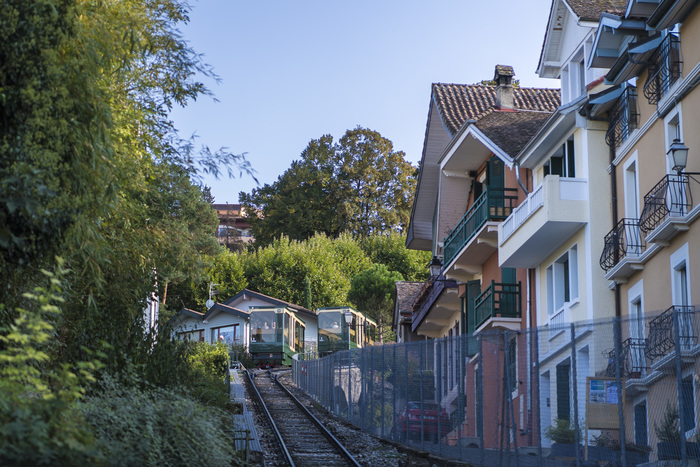 Journées du patrimoine 2019 - Visites guidées du village de Rives sous Thonon par un Rivaillon
