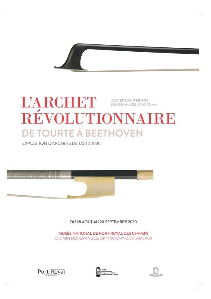 Journées du patrimoine 2020 - Exposition - L'archet révolutionnaire
