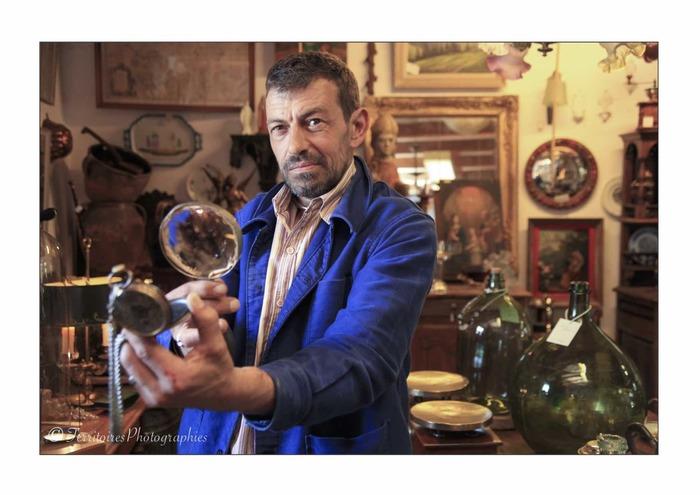 Journées du patrimoine 2020 - Exposition Gens d'Ici, Humans of Saint Saturnin