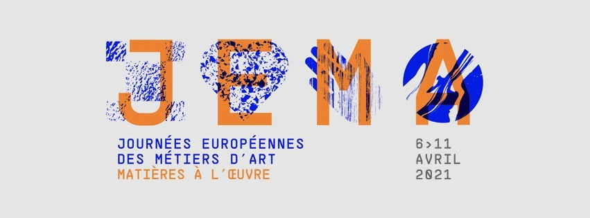 L'Institut National des Métiers d'Art (INMA) et ses partenaires donnent rendez-vous au public pour la 14ème édition des Journées européennes des Métiers d'Art, sur le thème « Matières à l'œuvre »