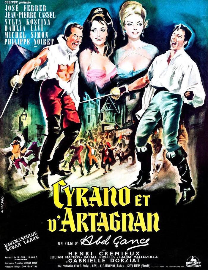 D'Artagnan et Cyrano : rivaux, amis, héros