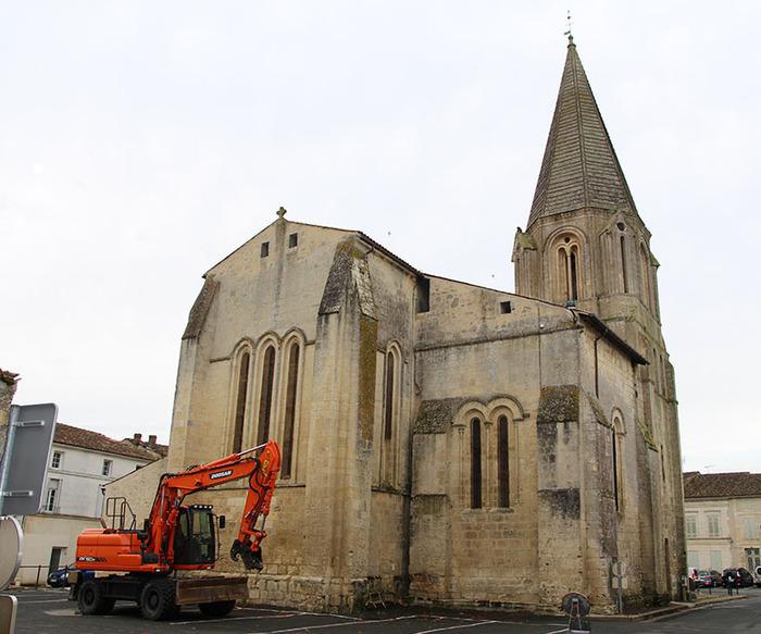 Journées du patrimoine 2020 - Visite - conférence à l'église :