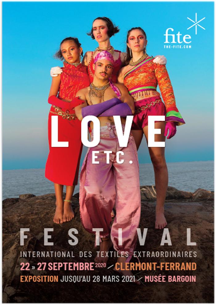 Journées du patrimoine 2020 - Love Etc.  - Festival International des Textiles Extra ordinaires (FITE)