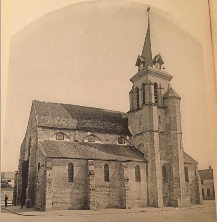 Journées du patrimoine 2019 - Conférence à l'église Saint-Baudile de Neuilly-sur-Marne