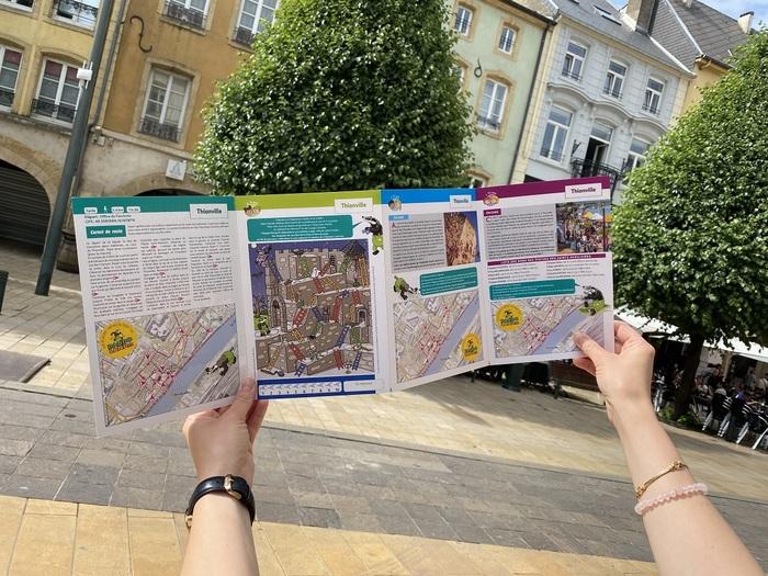 Journées du patrimoine 2020 - Parcours Randoland