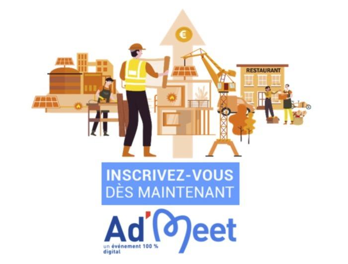 Webinaire - France Relance Entreprises Ad'Meet