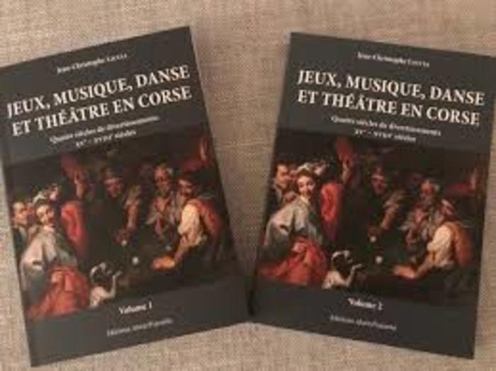 Journées du patrimoine 2020 - Chjochi è musica tempi fà in Balagna
