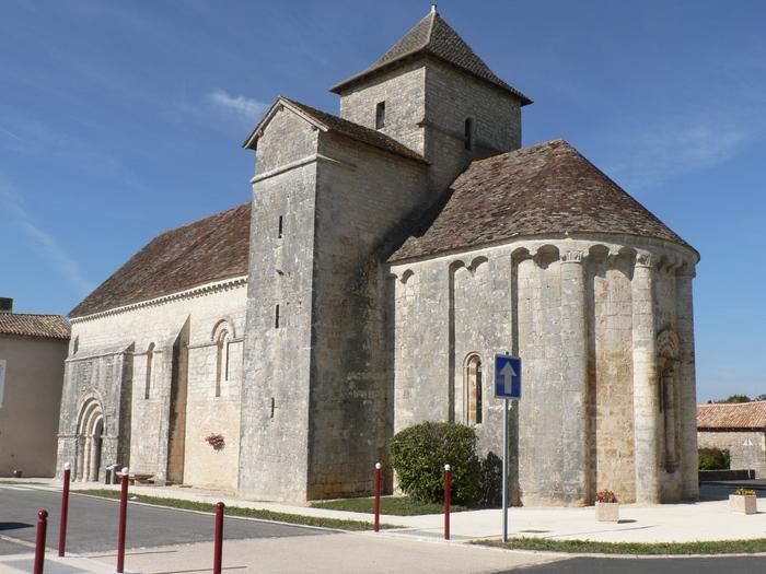 Journées du patrimoine 2019 - Visite d'une église du XIIe siècle