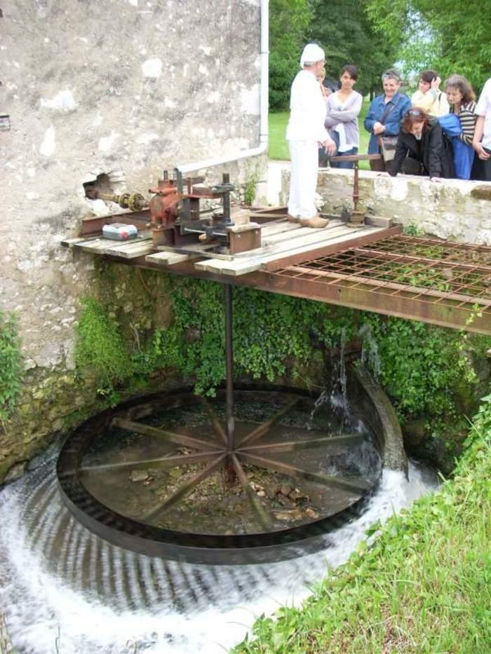 Journées du patrimoine 2020 - Visite guidée du moulin