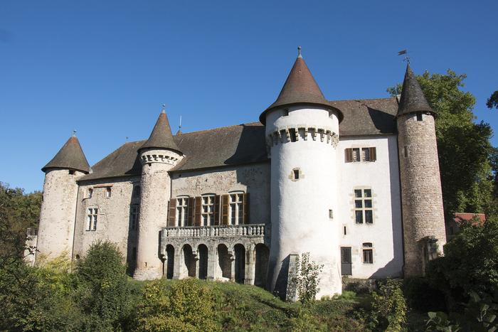 Journées du patrimoine 2020 - Visite du château d'Aulteribe