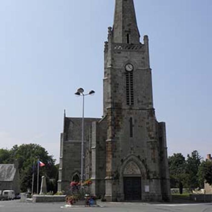 Journées du patrimoine 2020 - Visite libre de l'église Saint-Pierre de Boucey