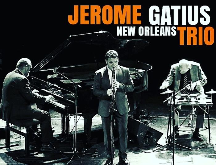Journées du patrimoine 2019 - Concert Jazz New Orléans