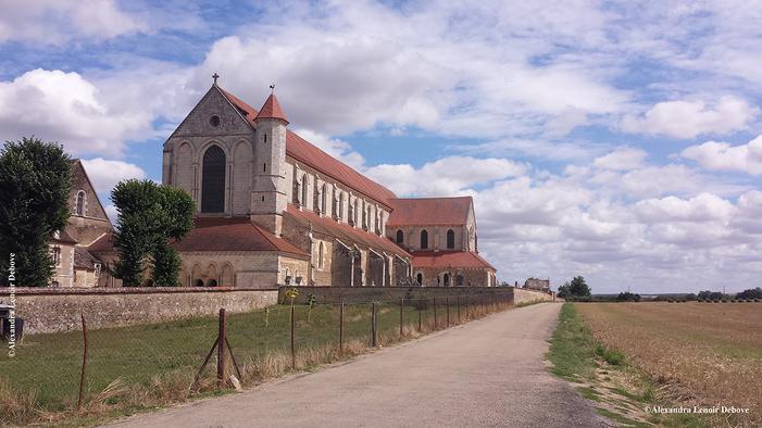 Journées du patrimoine 2020 - Découvrez l'abbaye de Pontigny avec un guide
