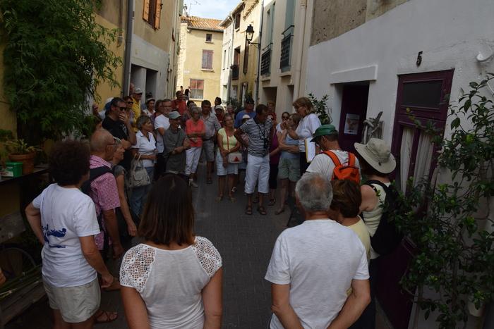 Journées du patrimoine 2020 - Visite commentée avec Gruissan d'Autrefois