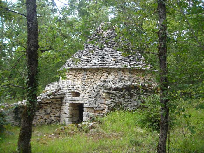 Journées du patrimoine 2019 - Découverte des cabanes en pierre sèche du Périgord Blanc