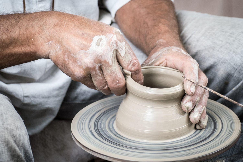 Annulé   Stage de céramique / poterie