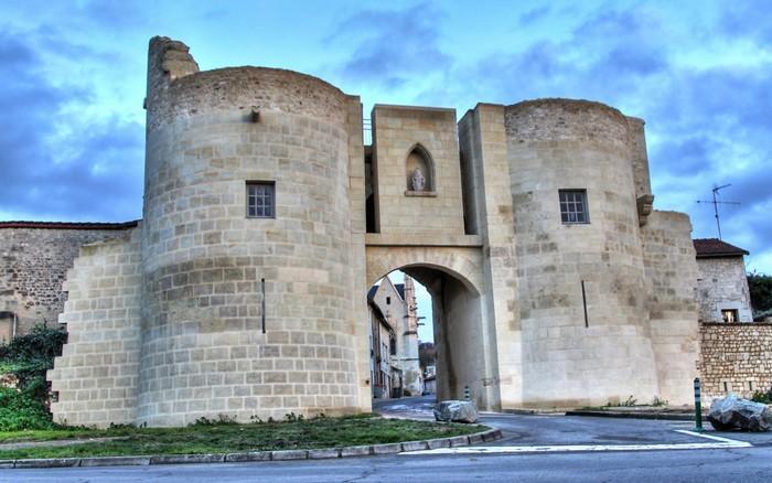 Journées du patrimoine 2020 - Découverte d'une porte médiévale du XVe siècle