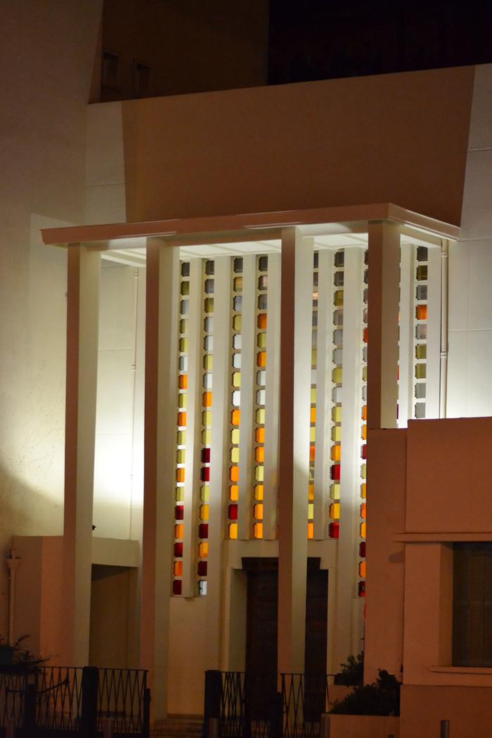 Journées du patrimoine 2019 - Visite du temple de la paroisse de Marseille-Provence, explications sur le Protestantisme et l'édification du bâtiment