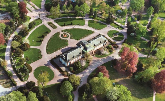 Journées du patrimoine 2020 - Visite guidée du Parc de l'Orangerie